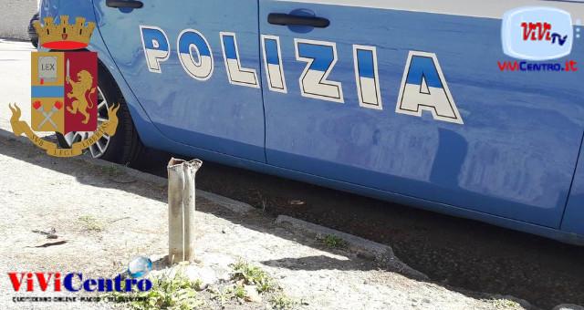 Due fratelli rubano segnaletica stradale: denunciati dalla Polizia