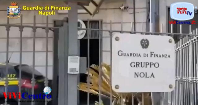 Guardia di Finanza Napoli: Maxi sequestro di carburanti 6 i responsabili
