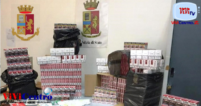 Borgo Sant'Antonio: sequestrati 50 kg di TLE. Un 60enne arrestato.