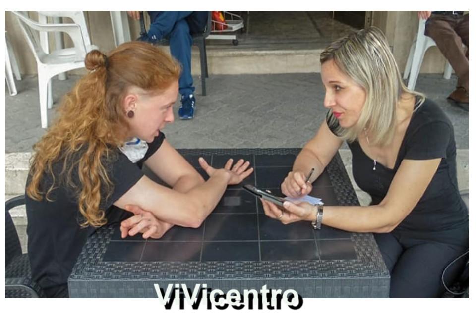 Intervista Annapaola Bianchi- Infermiera Cervaro in zona rossa