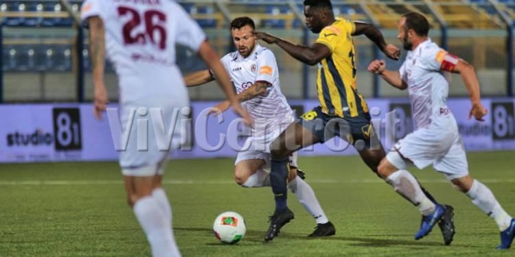 Juve Stabia Livorno Calcio Serie B Castellammare