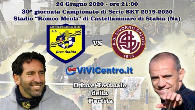 Juve Stabia Livorno Live