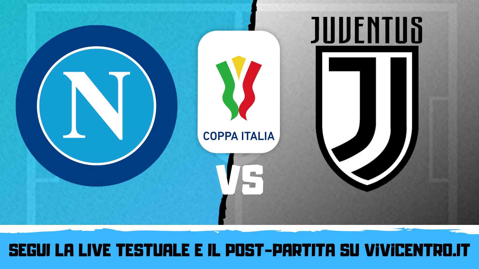 Napoli Juventus Coppa Italia foto free