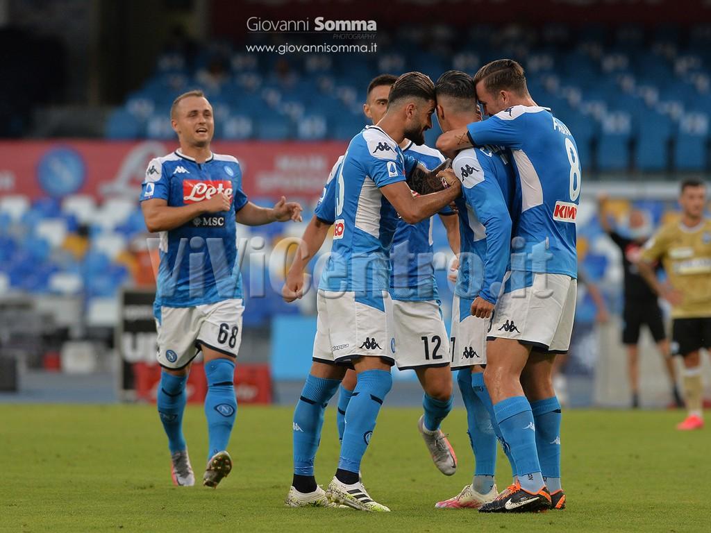Napoli Spal 3-1 Calcio Serie A (2)