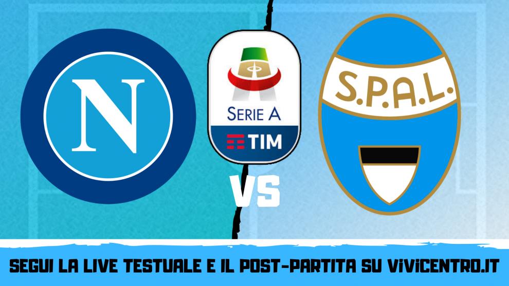 Napoli Spal Serie A