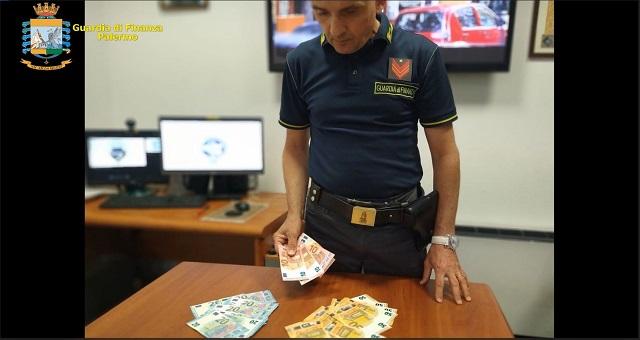 GdF ha arresto un palermitano in flagranza di reato