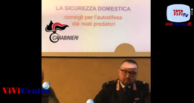 SERVIZIO DI ASCOLTO-ASCOLTIAMOCI, Carabinieri ASOLA