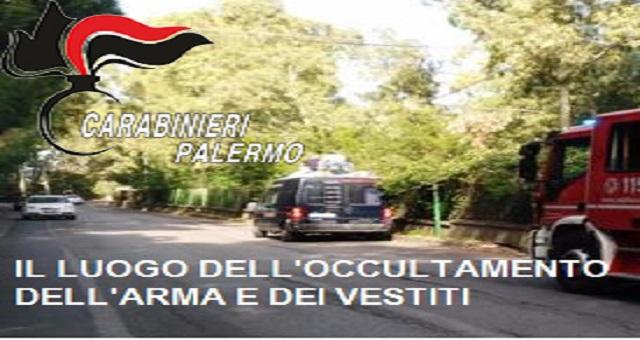 quartiere San Lorenzo a Palermo durante una lite