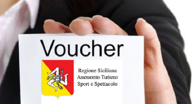 la Regione Siciliana si appresta a distribuire dei i voucher per i turisti