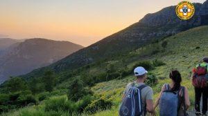 agerola due giovani dispersi foto free soccorso alpino e speleologico della campania