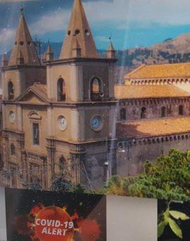 Primo caso di Covid-19 a Francavilla di Sicilia e un secondo caso sospetto