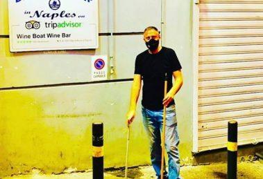 napoli pulire negozianti foto free consigliere borrelli facebook