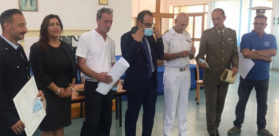 sindaco gaetano cimmino maestranze stabiesi foto free facebook