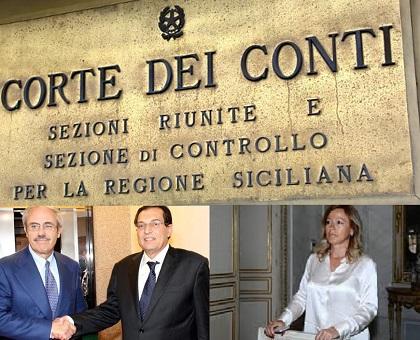 La Corte dei Conti ha condannato due presidenti siciliani e 12 assessori