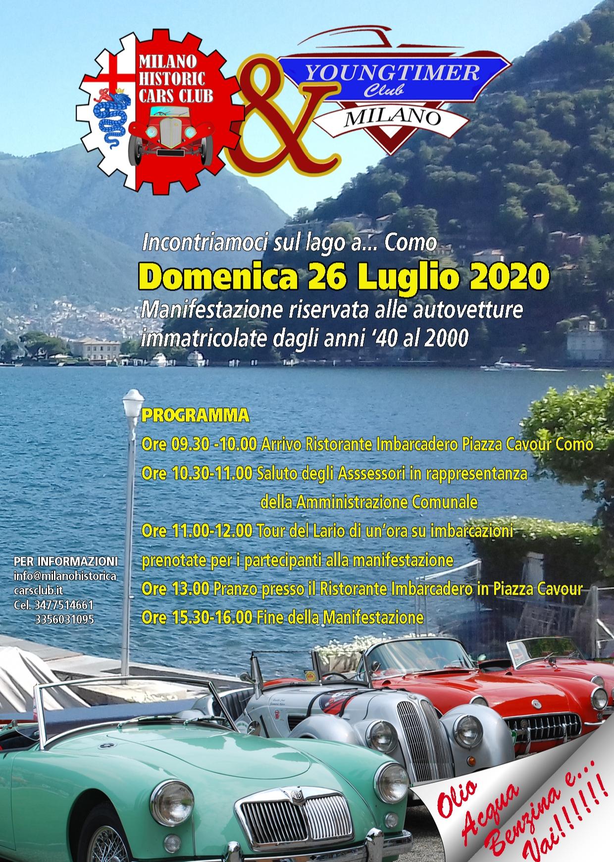Locandina MHCC - 26 luglio 2020