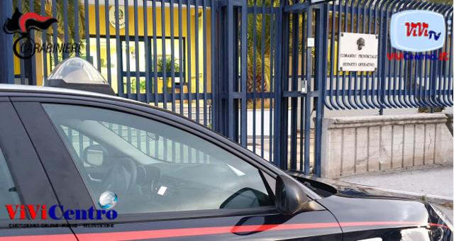 Carabinieri Avellino, esecuzione ordinanza per Violenza sessuale su bambina