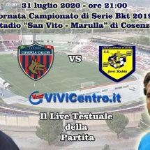 Cosenza Juve Stabia Live