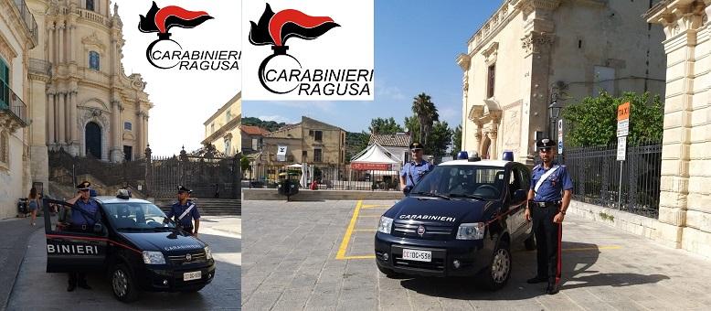 Denunciate dai Carabinieri due persone per favoreggiamento
