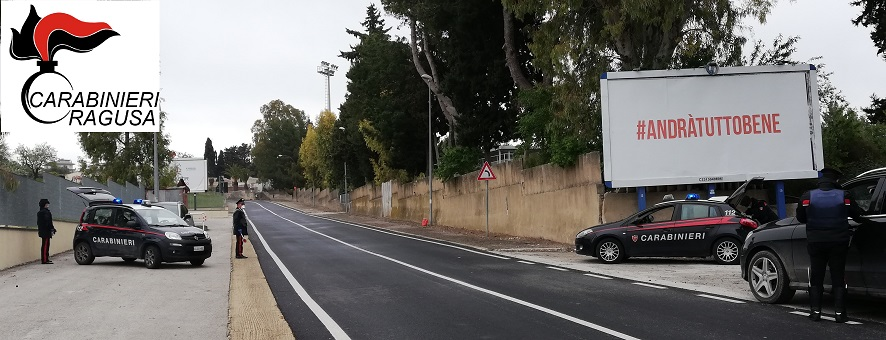 Eseguito a Giarratana (Rg) un allontanamento dalla casa familiare