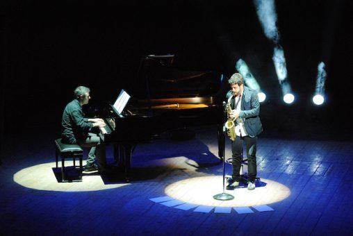 Serata jazz con Cafiso e Schiavone al Teatro Scoperto