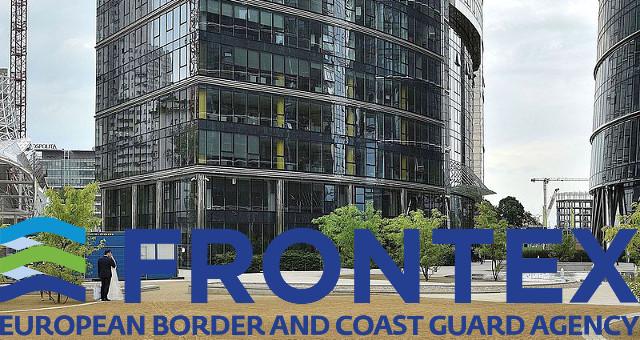 Frontex, sede di Varsavia