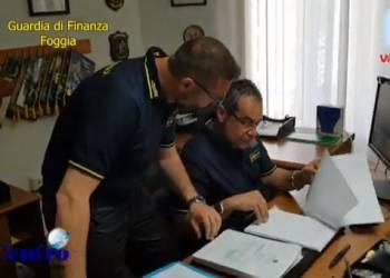 GUARDIA DI FINANZA FOGGIA, FALSO IN ATTO PUBBLICO E ABUSO D'UFFICIO