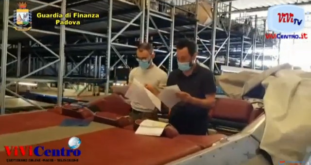 GUARDIA DI FINANZA PADOVA, FRODE FISCALE INTERNAZIONALE NELLE IMPORTAZIONI DI AUTOVETTURE