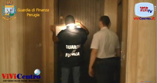 GdF PERUGIA, CONFISCA RECORD DI 33 MILIONI DI EURO AD UN NOTO IMPRENDITORE UMBRO