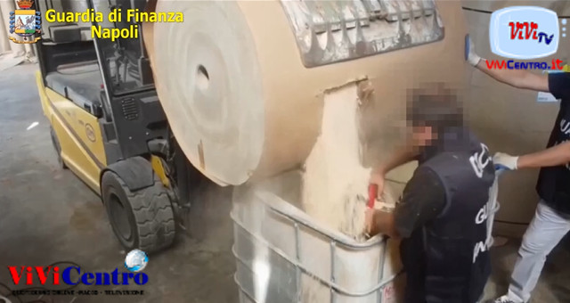 GdF Salerno, Sequestrate 14 ton di anfetamine e 84 ml di pasticche della Jihad