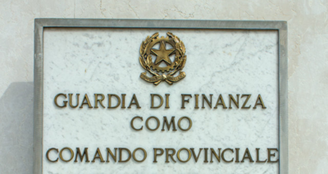 Guardia di finanza, Como