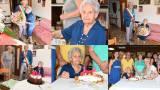 I 104 anni di ''donna'' Enrica Barbato Celentano