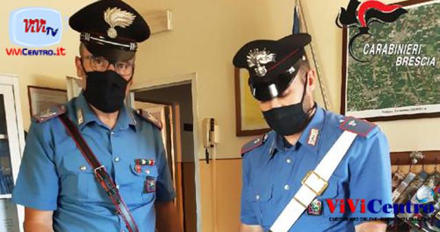 I Carabinieri hanno arrestato un uomo di Isorella