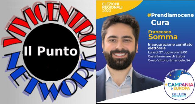 Inaugurazione comitato elettorale del candidato Francesco Somma