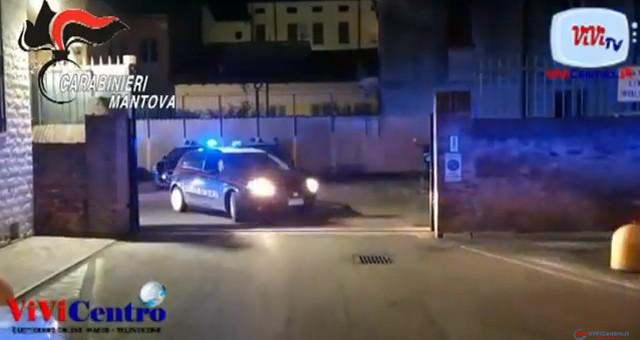 Individuati e catturati, dai CC di Mantova, 3 soggetti autori di furti in abitazioni