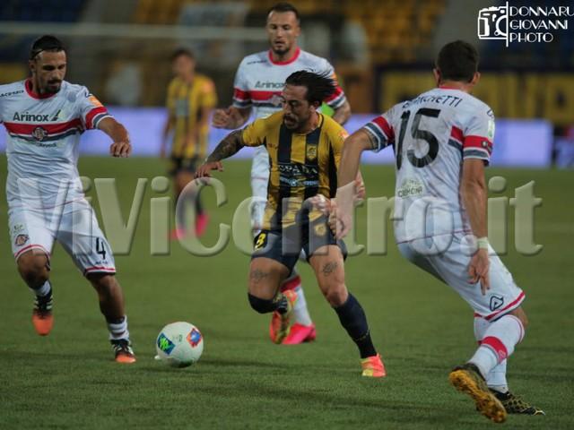 Juve Stabia Cremonese Calcio Serie B Castellammare (1)