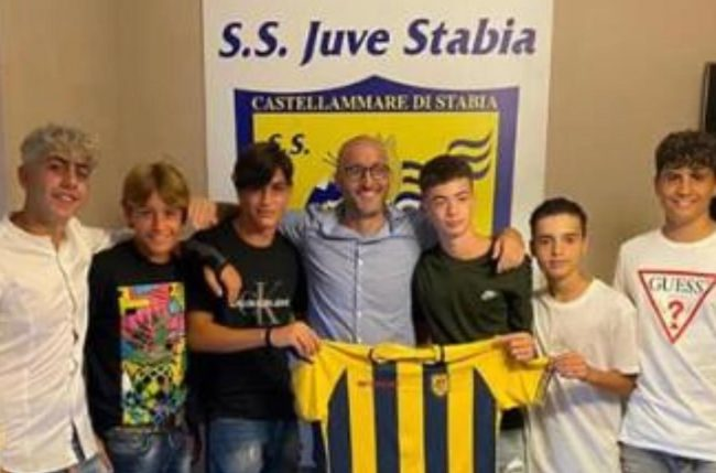 Juve Stabia Under 15 acquisti