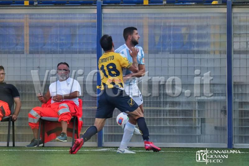 Juve Stabia Virtus Entella Calcio Serie B 10072020 (38)