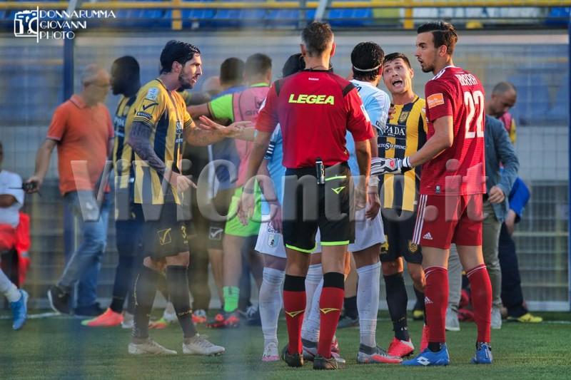 Juve Stabia Virtus Entella Calcio Serie B 10072020 (40)