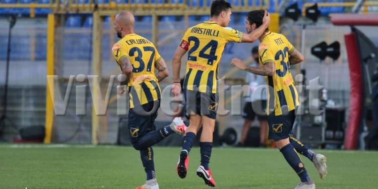 Juve Stabia Virtus Entella Calcio Serie B 10072020 (1)