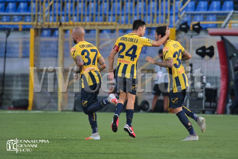 Juve Stabia Virtus Entella Calcio Serie B 10072020 (1)