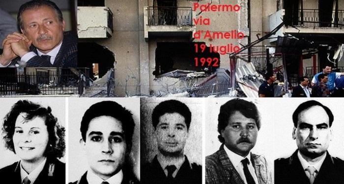 La Questura di Palermo ricorda le vittime della strage di ...