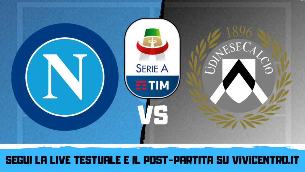 Napoli Udinese serie a