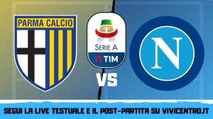 Parma Napoli LIVE SERIE A