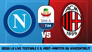 Napoli - Milan live