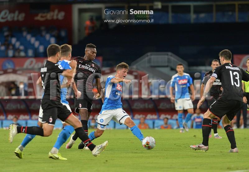 Napoli Milan Calcio Serie A 12072020 (11)