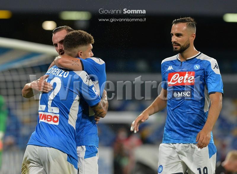 Napoli Milan Calcio Serie A 12072020 4