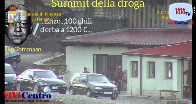 """OPERAZIONE """"IMPONIMENTO"""" DELLA GUARDIA DI FINANZA CATANZARO e SCICO"""