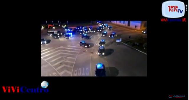 """Operazione """"TAURUS"""" dei Carabinieri del ROS"""