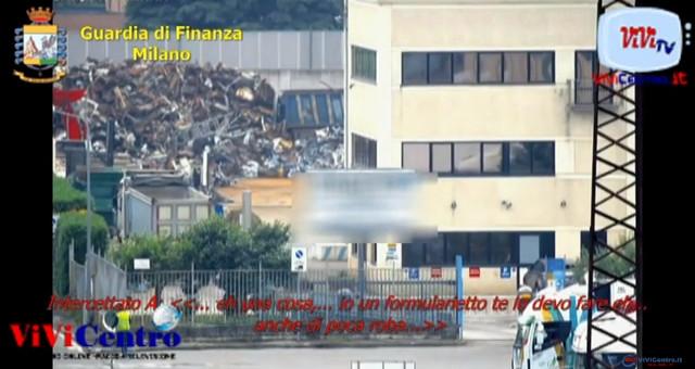 Operazione METAL EMPIRE della Guardia di Finanza e dei CC di Legnano