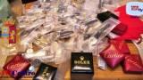 Operazioni Polizia Napoli, sequestro orologi falsi